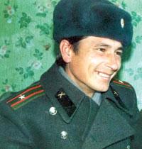 майор-ракетчик (Дальний Восток, 1996 год)