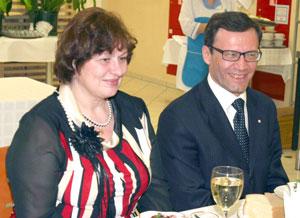Ч. Попова и А. Хабибуллин