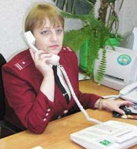 С. Гулевич на прямой линии