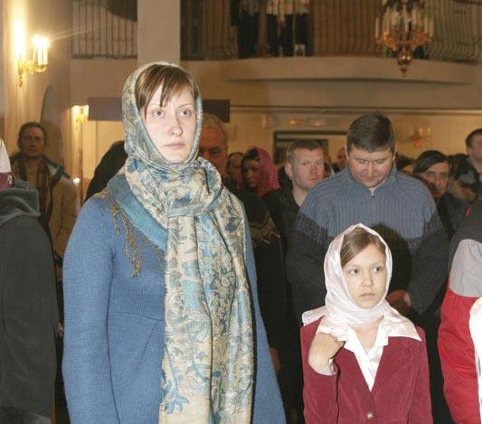 Наталья с дочкой Алевтиной