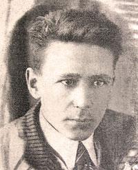 В. Самойлов – первокурсник педучилища