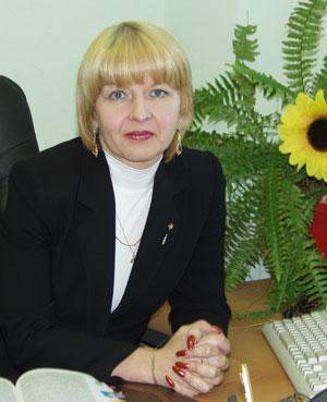 Татьяна Ивановна на рабочем месте