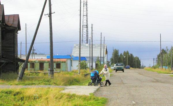 на улице Усть-Усы