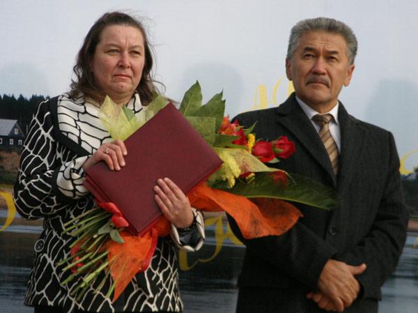 А. Тян и И. Езимова
