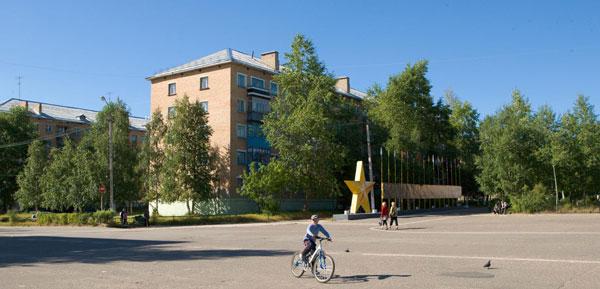 площадь в Нижнем Одесе (прошлогодний победитель)