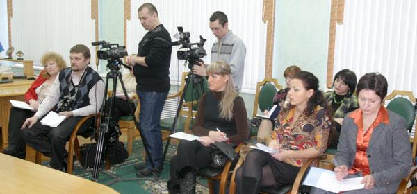 журналисты местных СМИ