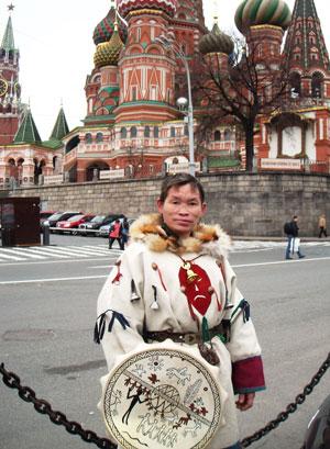 Николай покоряет Москву