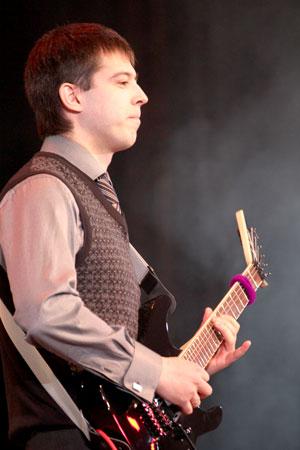Ильсур Саяпов на фестивале