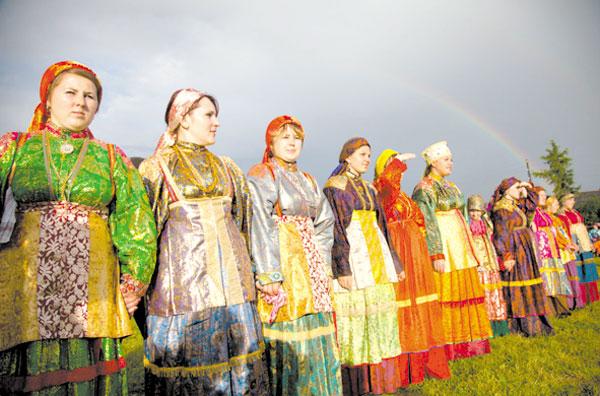 Празднование 470-летия села Усть-Цильма