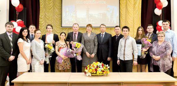 Участники конференции, организаторы и члены жюри