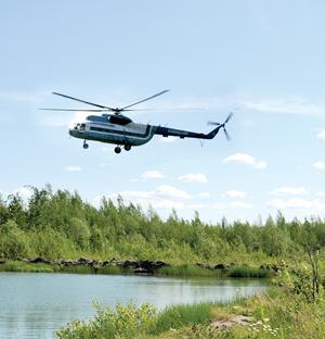 «ЛУКОЙЛ-Коми» в последнее время самостоятельно увеличивает объемы аэровизуальных исследований своих месторождений