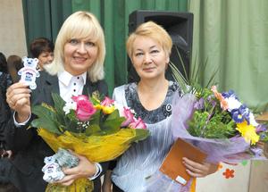 Т. Капийчук и Т. Каракчиева