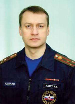 В. Мазур