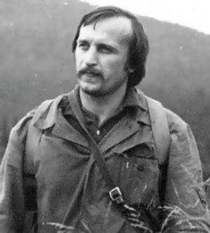 геолог Алабушин в молодые годы