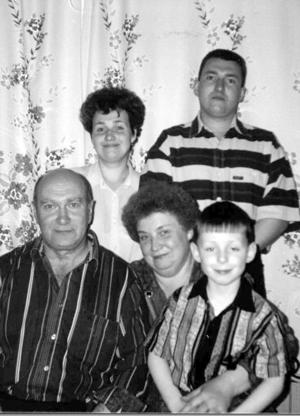 Семья Пудиковых – Борщевских – Маслеевых