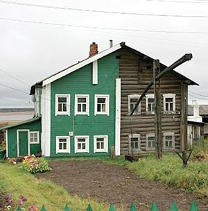в Усть-Цильме