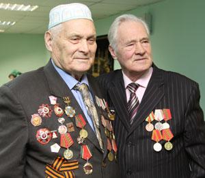 Ш. Юмагулов и Н. Лисовенко