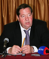 пресс-конференция И. Михальчука