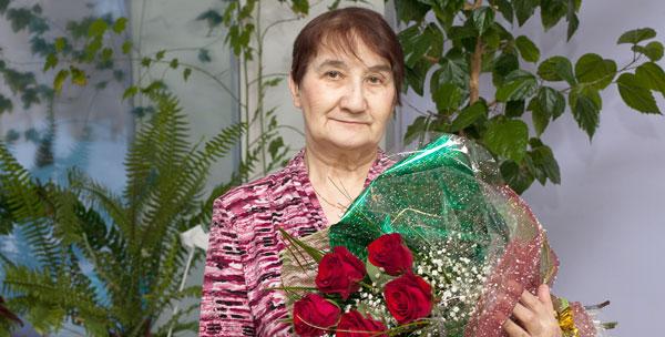 Ольга Сергеевна Герасимова