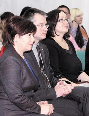 Т. Николаева (слева), А. Щербина и О. Филиппова