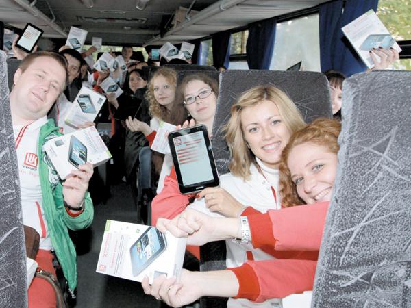 В Ухту съехалась лукойловская молодежь со всего света
