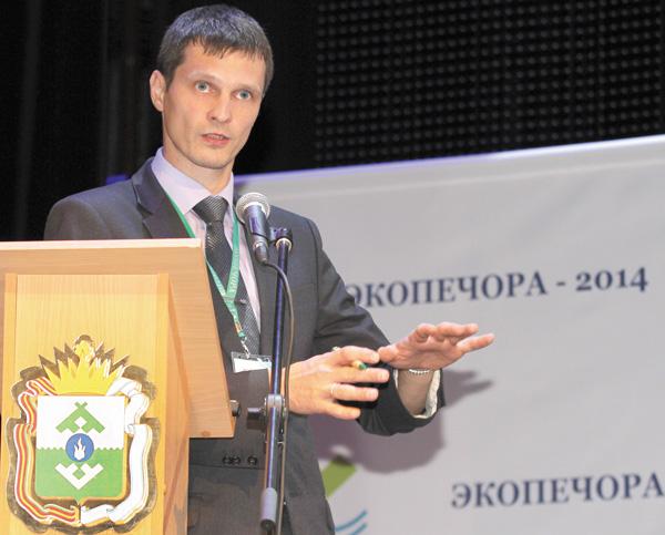 Выступление Андрея Коптелова