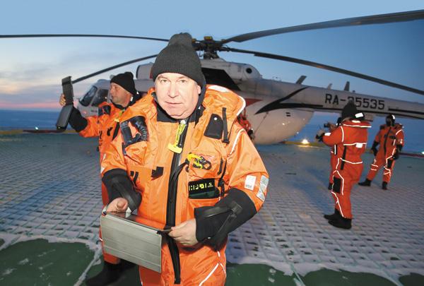 Член думского Комитета по энергетике С. Есяков
