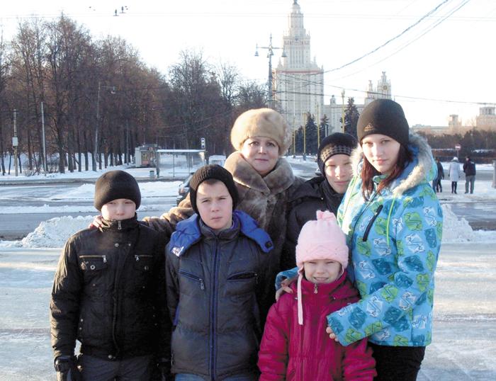 На память о Москве