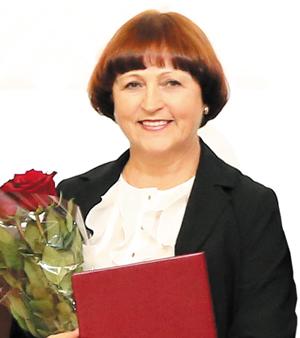 Тамара ШАЛЫГИНА