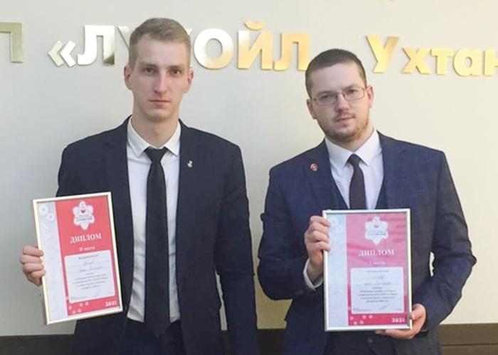 Денис Михеев иАнтон Савельев